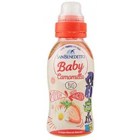 SAN BENEDETTO BABY DRINK BIO FRAGOLA 250ML
