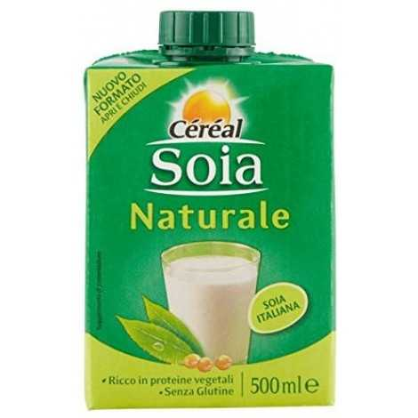 Soia Naturale Cèrèal 500 ml.
