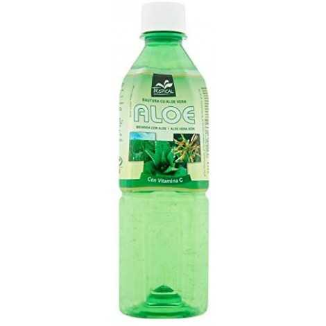 Tropical - Bevanda Analcolica, con Aloe Vera - 500 ml