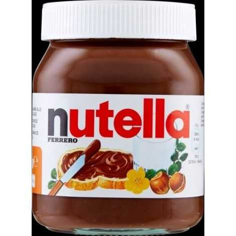 NUTELLA GR.450 VASETTO