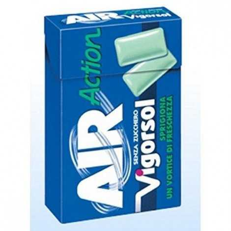 VIGORSOL AIR ACTION ASTUCCIO pz 20