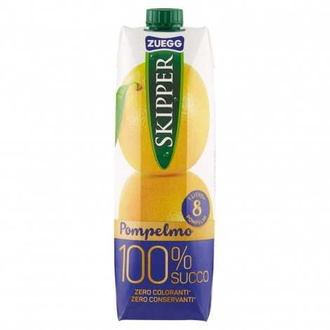 Skipper - Pompelmo, 100% Succo - 1000 Ml
