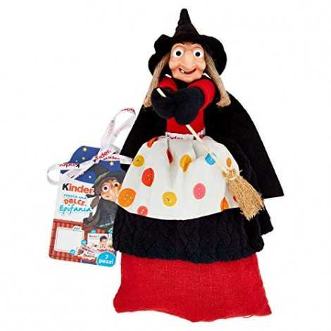 Kinder Happy Snack - bambola Befana