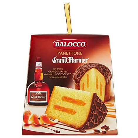 Balocco PANETTONE GRAND MARNIER, 800g Grand Orange