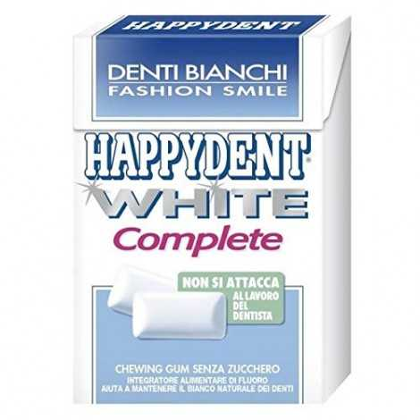 HAPPYDENT WHITE COMPLETE pz 20