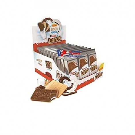 Kinder Cards T2x30 biscotti...