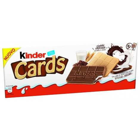 Kinder Cards - Biscotto...