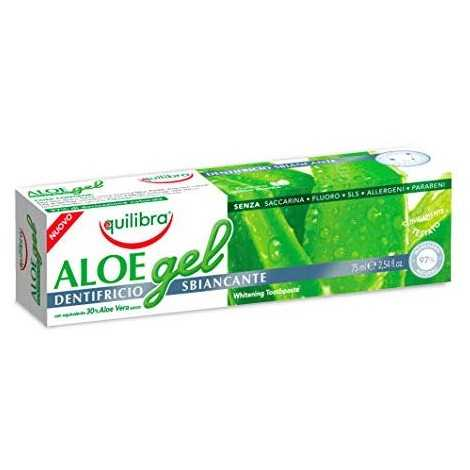 Aloe - dentifricio sbiancante gel 75 ml