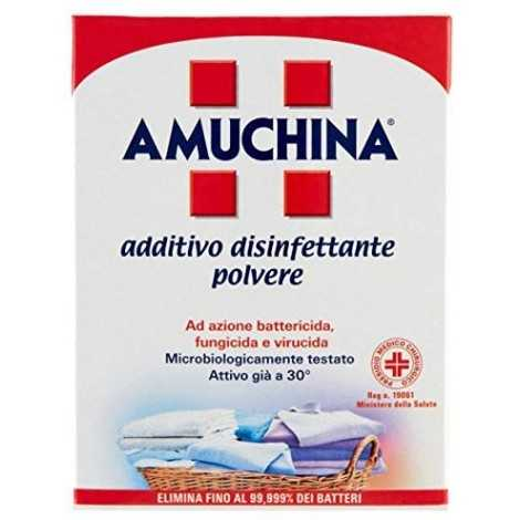 AMUCHINA ADDITIVO BUCATO POLVERE 500 GR