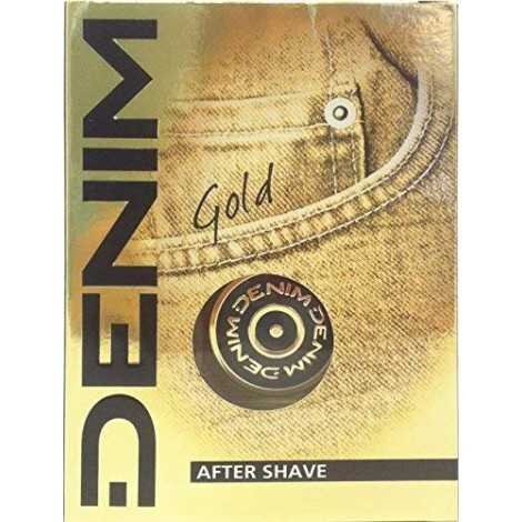 DENIM After Shave Gold 100 Ml