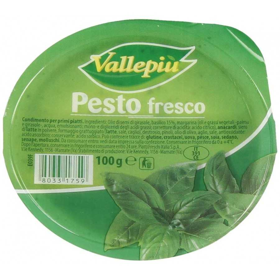 Vallepiu' - Pesto, Fresco, 100 g