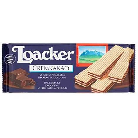 Loacker Wafer Cremkakao Gr.175