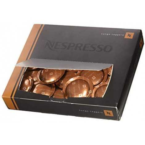 Nespresso Pro Capsules Pods - 50x Lungo Leggero - Original - for commercial machines (1 box - 50 capsules)
