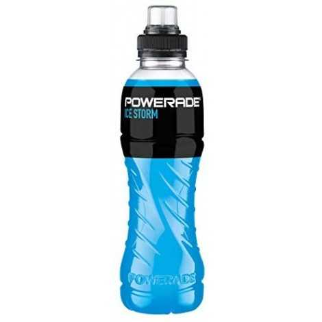 Powerade frutti di bosco pet cl.50
