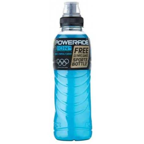 Powerade MOUNTAIN BLAST 0,50 LT x 12 bott. tappo sport