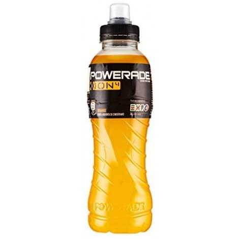 Powerade Orange Pet Ml.500