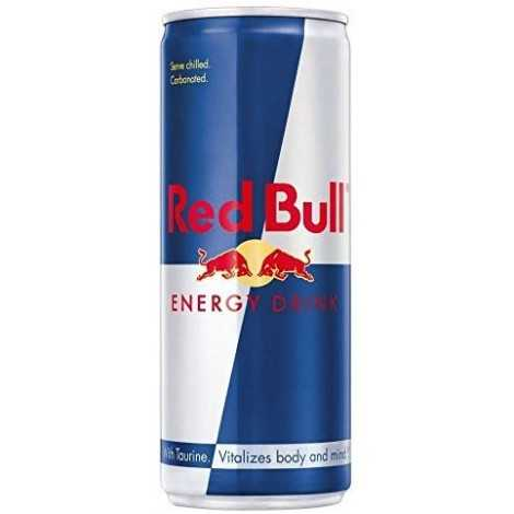 Red Bull Bevanda Energetica - 6 Lattine da 250 ml