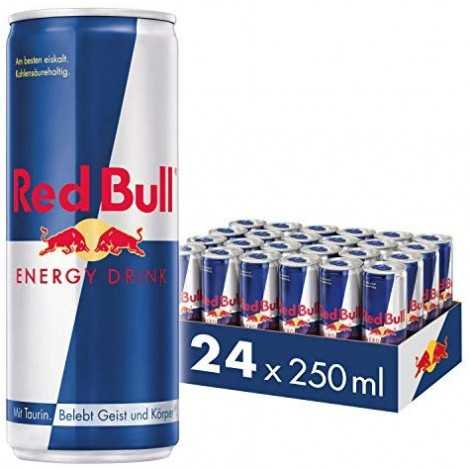Red Bull Energy Drink 250ml (cartone da 24)