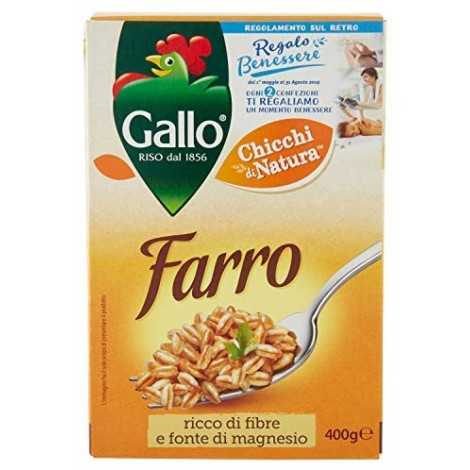 Riso Gallo Farro - 400 gr